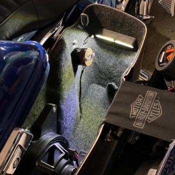 photo by Oscar - Interior Tour Pak & Saddlebag LED Light Kit