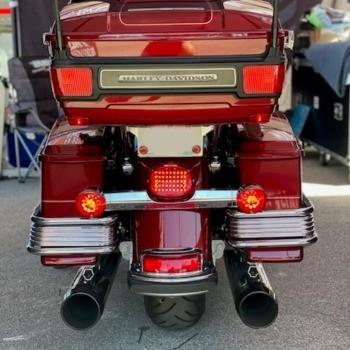 photo by Low Profile Taillight - Daytona
