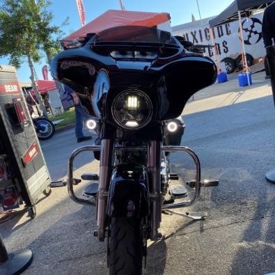 photo by ProBEAM - Daytona 2021 Bike Week