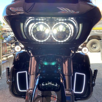 photo by TruBEAM for Road Glide