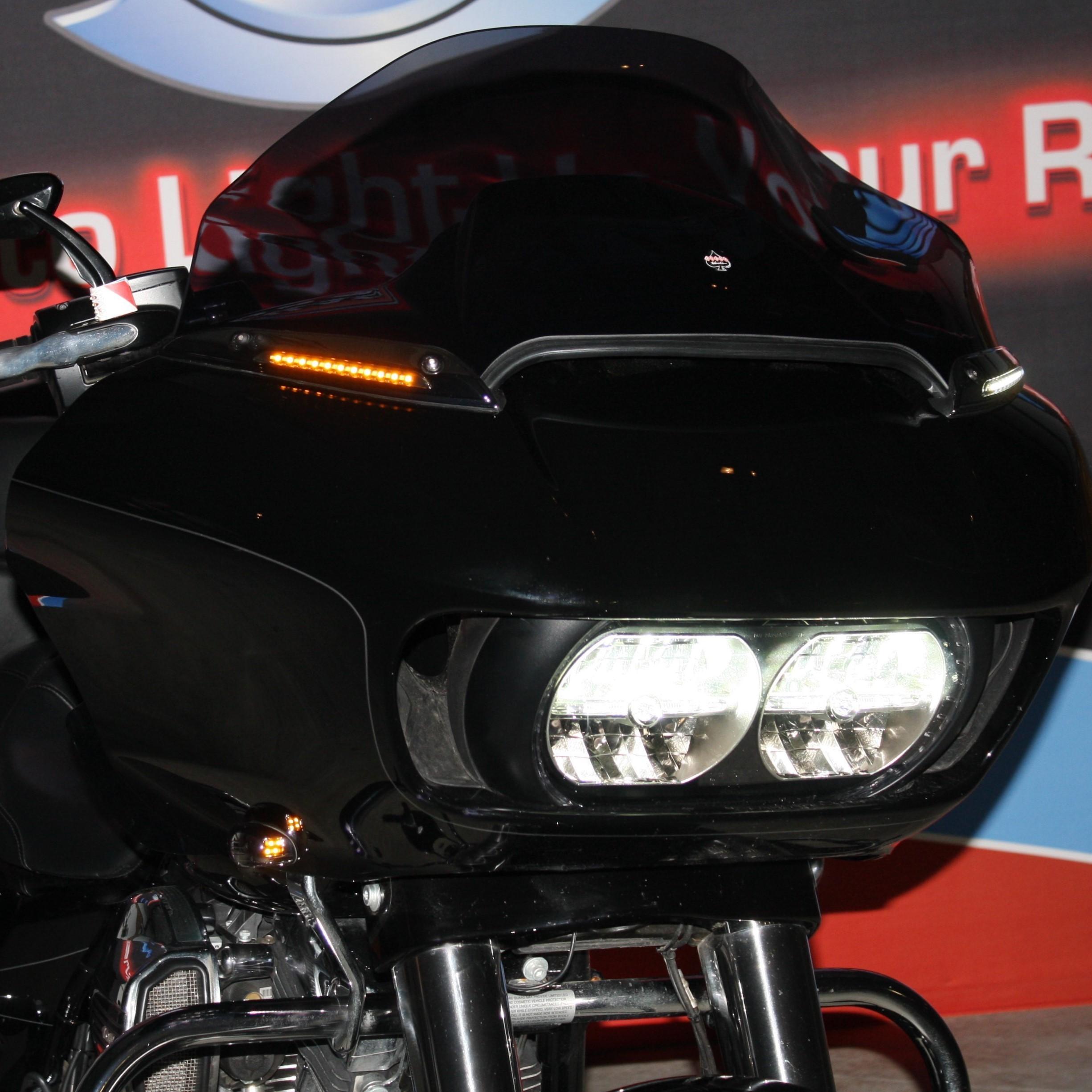 Harley Davidson Led Turn Signals By Custom Dynamics