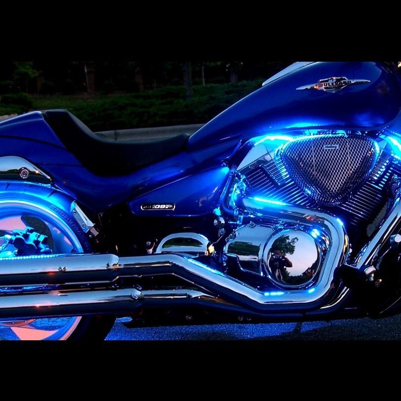 Suzuki Motorcycle Led Accent Lights