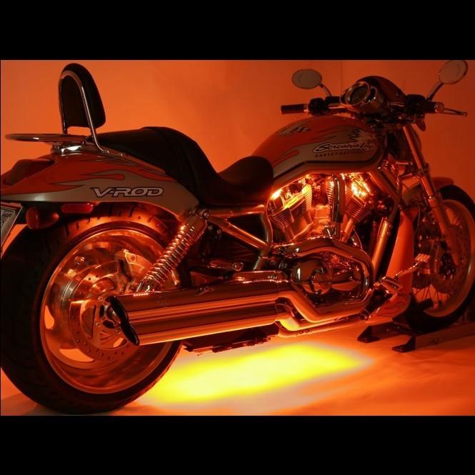 Harley Davidson Cruiser >> V-Rod LED Lights and Accessories
