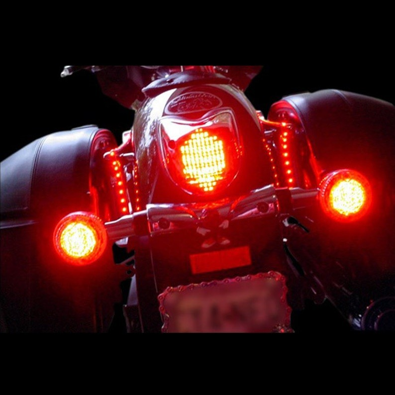 Motorcycle Led Taillights Brake Lights