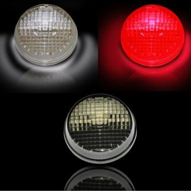 Front Turn Signal Indicator Light Smoke Lens for Honda Cruisers 1997-1999 2000