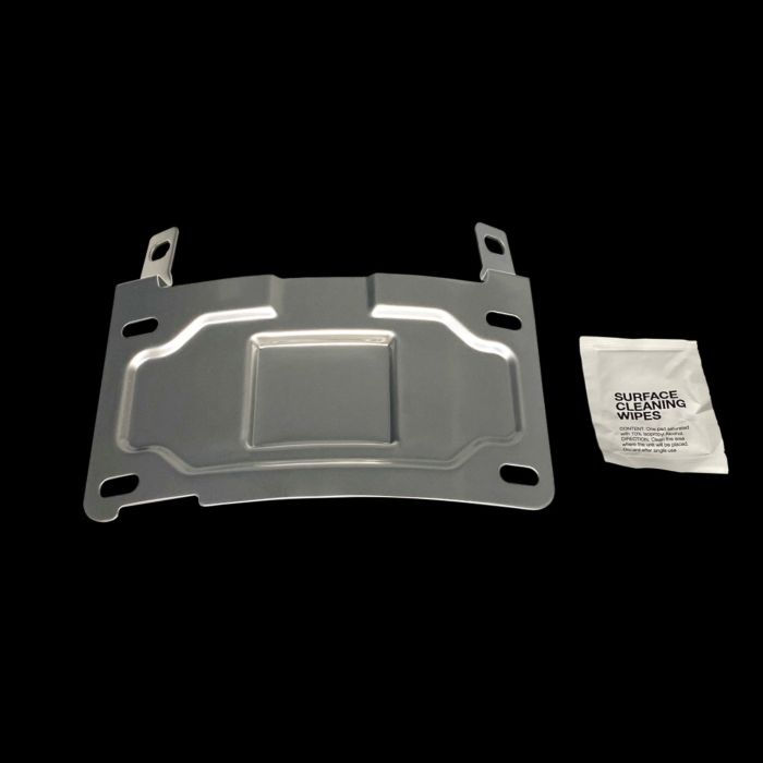 Custom Dynamics Aluminum License Plate Relocation Mount 86-08 Harley Touring