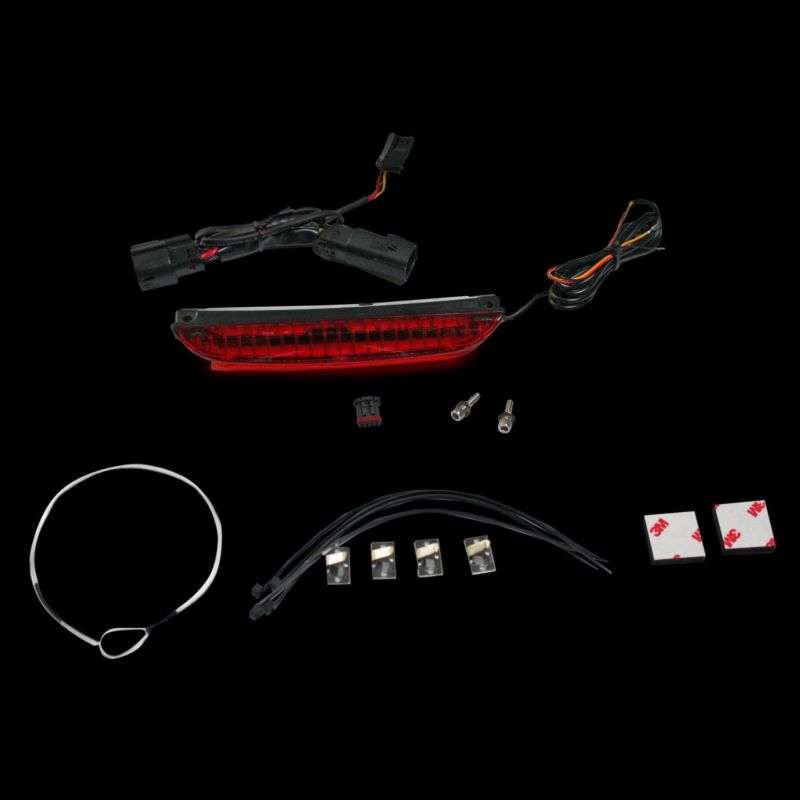 Luggage Rack LED Light Bar for 2014-2021 Touring with H-D™ Two Up Luggage Rack