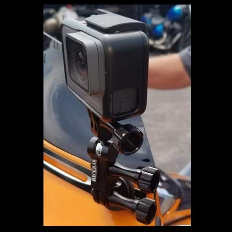 360 Deluxe GoPro Mount for Road Glide®