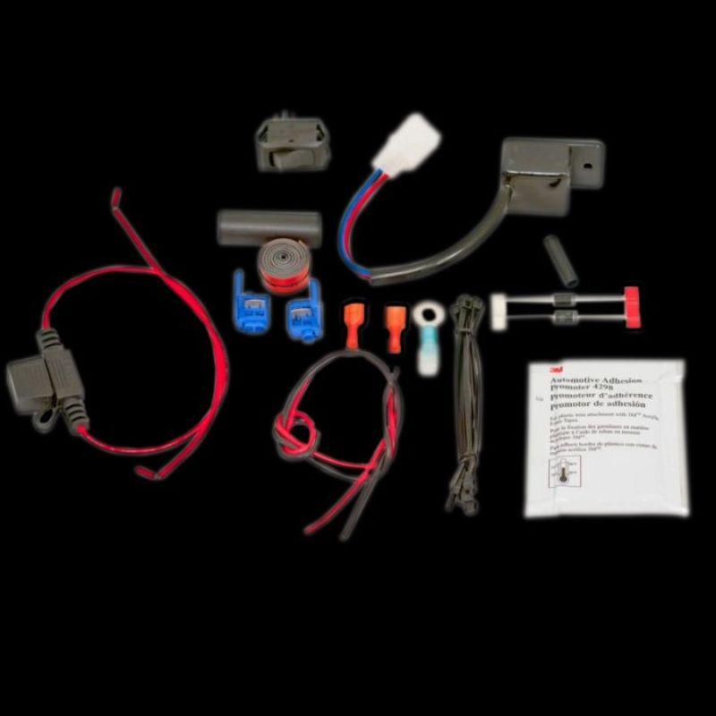 4 Way Hazard Kit for Metric Motorcycles