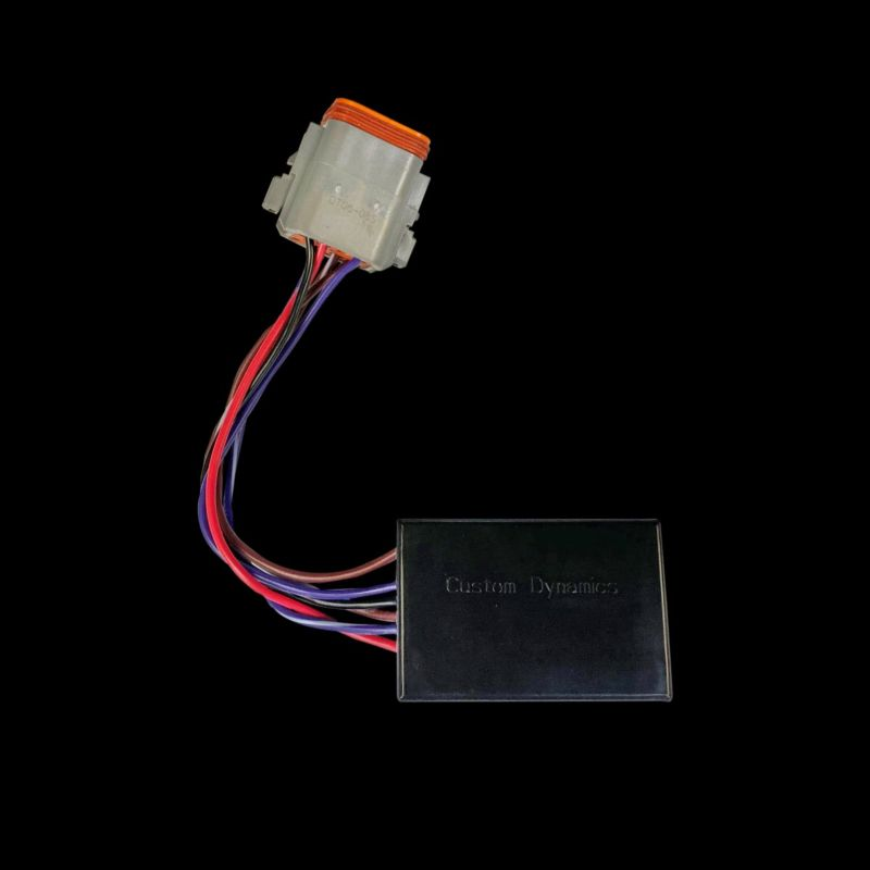 Auto-Cancel Turn Signal Module for Harley-Davidson® models with 8-position FEMALE connector