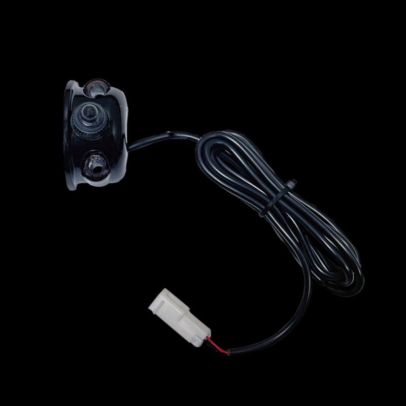 Auxiliary Handlebar Control Mounted On Off Switch for Harley-Davidson Motorcycles