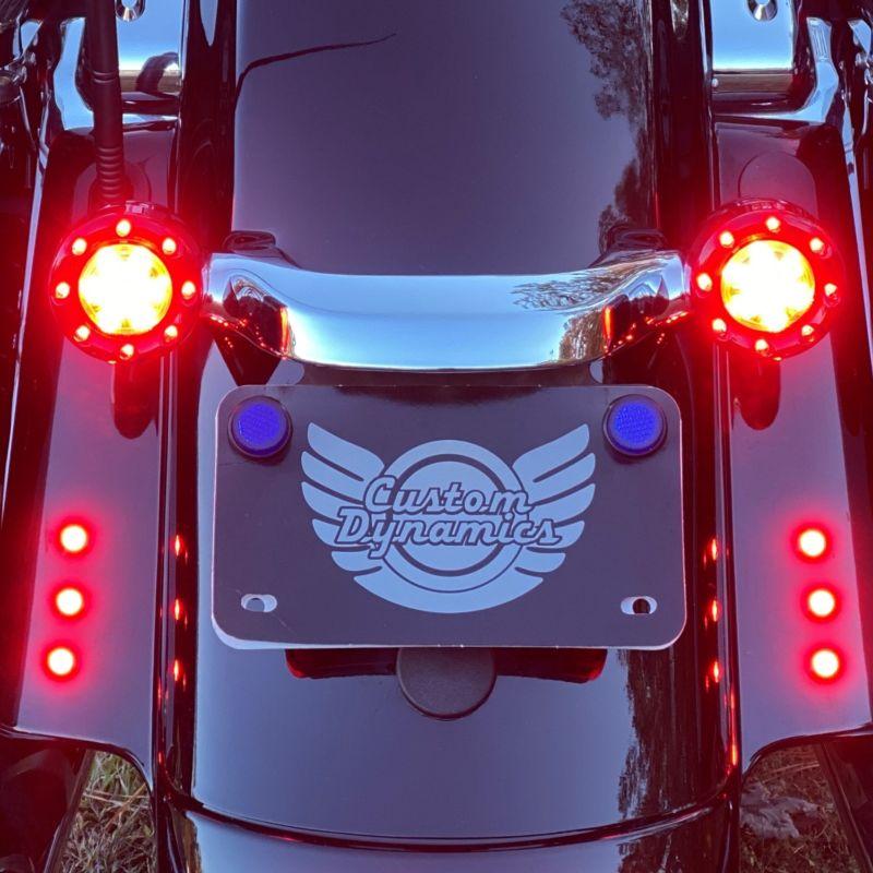 LED Boltz for Custom Motorcycle Lighting