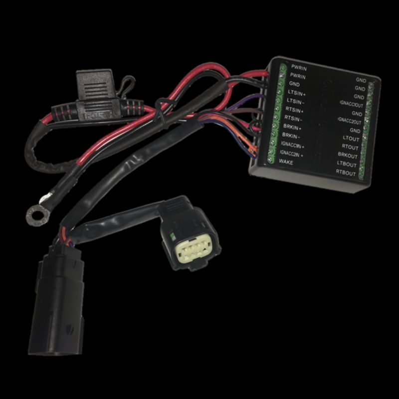 SS8 Dynamic Load Isolator for 2009-2013 H-D™  FLHXSE, FLTRXSE & FLHRSE