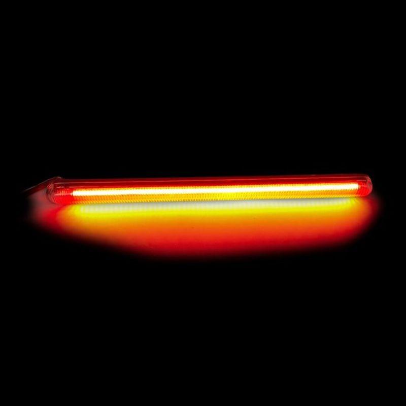 "7"" Dual Intensity Red LED Light Bar"