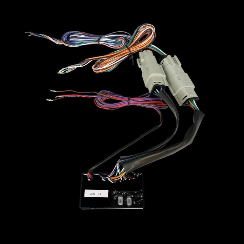 Sequential Turn Signal Control Module