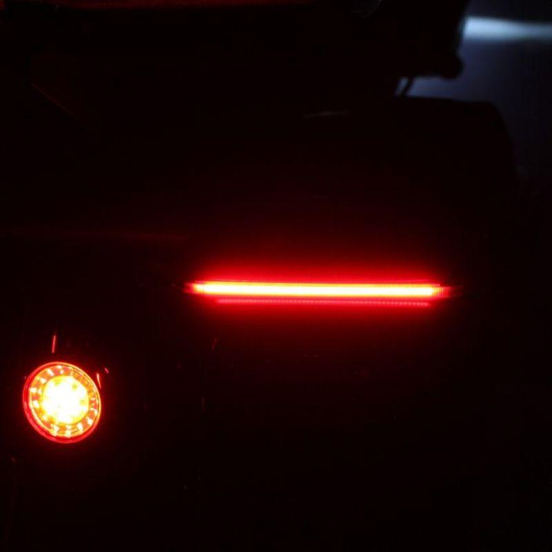 Low Profile BAGZ™ LED Saddlebag Lights for 1997-2013 Harley-Davidson® Bagger
