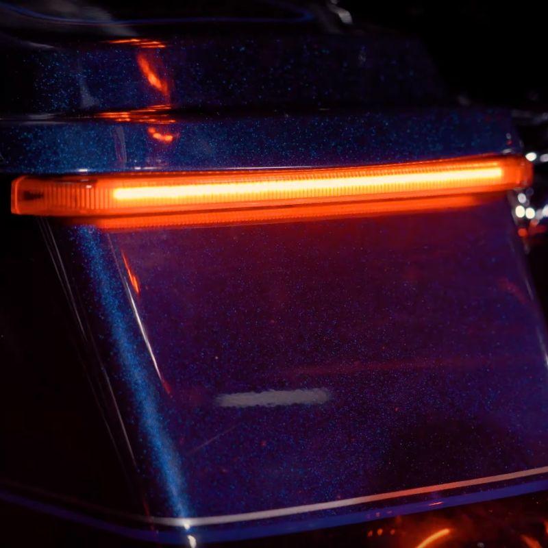 Low Profile BAGZ™ LED Saddlebag Lights for 09-13 FLHXSE FLTRXSE & FLHRSE