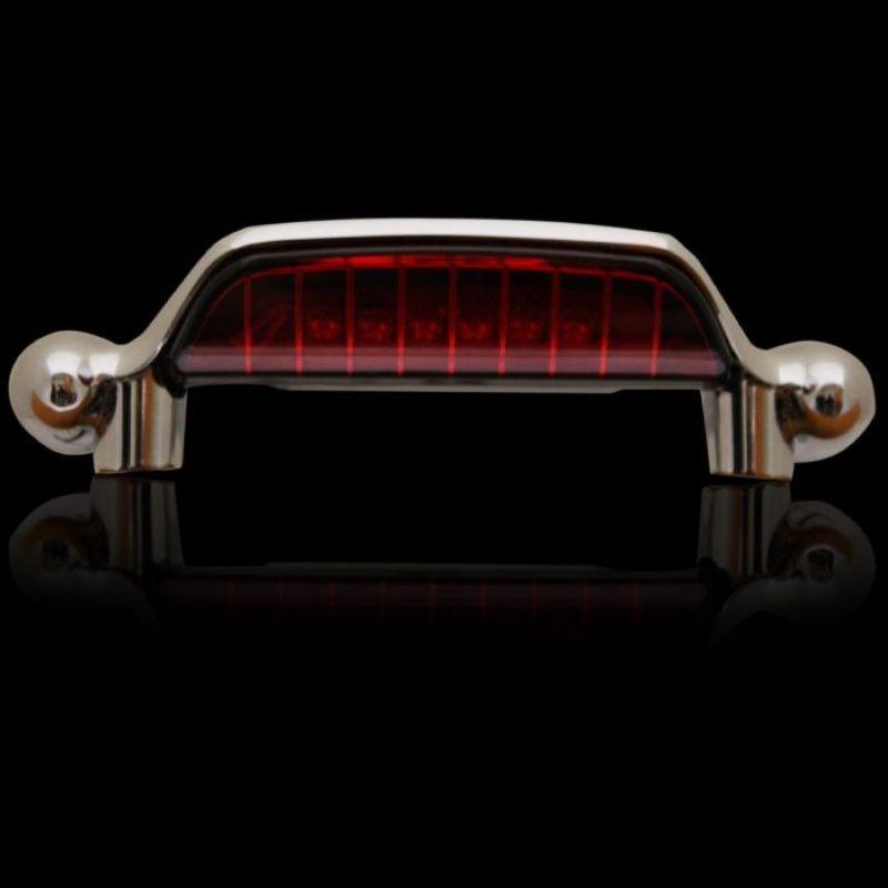 Saddlebag Rail LED Light Bars for 2009-2013 H-D™ Touring Models & 2006-2009 Street Glide