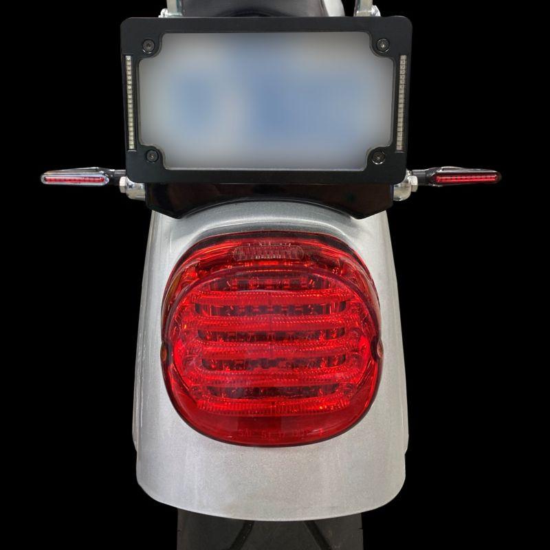 Dual Intensity Red LED Mini Rear Turn Signals