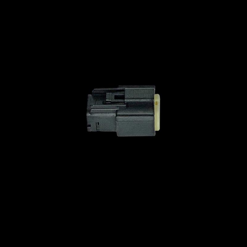 Molex MX-150 Series, 8-Position Female Connector (Black) - each