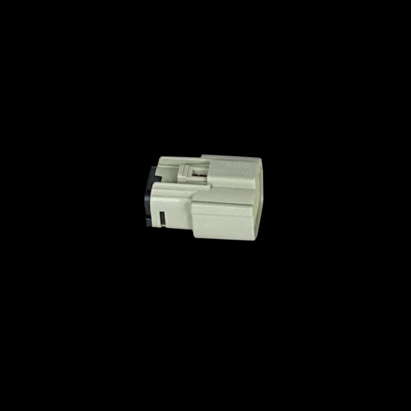 Molex MX-150 Series, 8-Position Female Connector (Gray) - each