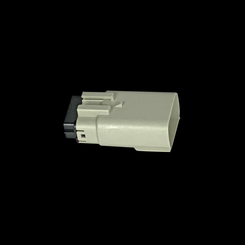 Molex MX-150 Series, 12-Position Male Connector (Gray) - each
