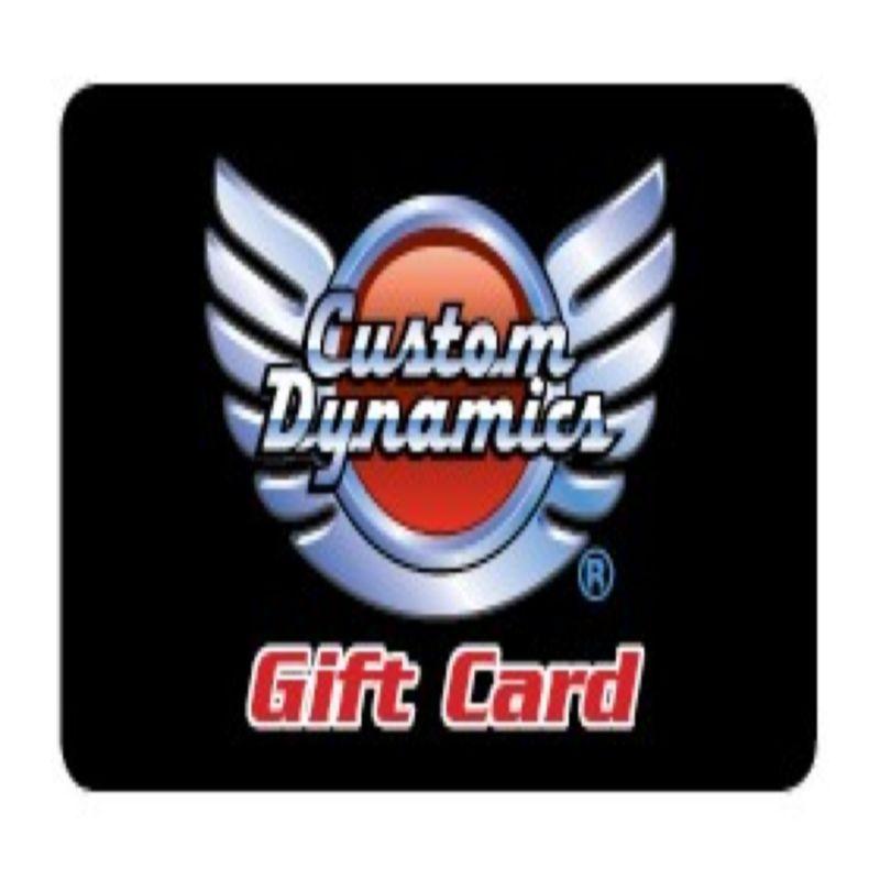 Custom Dynamics® Digital Gift Card