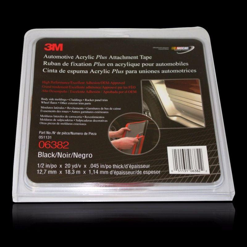 3M™ Automotive Acrylic Plus Attachment Tape (1 ft)