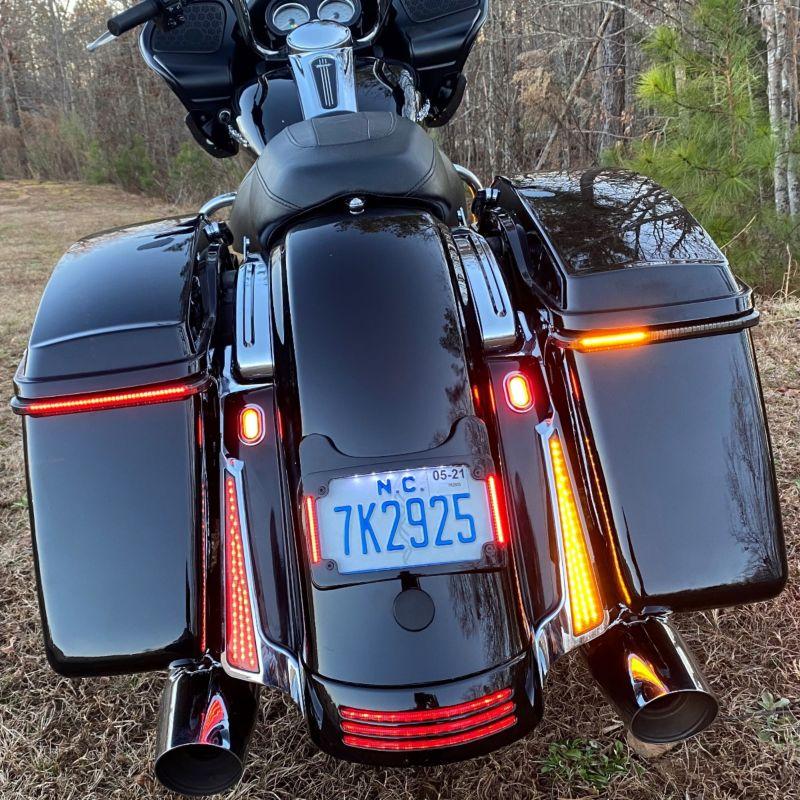 Fascia LED Panels for 2014-2021 Harley-Davidson® FLHX FLTRX & FLHRS