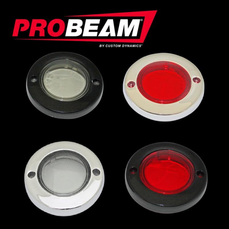 ProBEAM® Flat Bezel Turn Signal Adapters