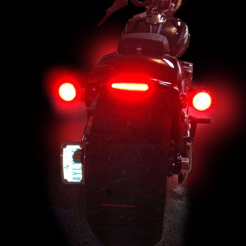 Run/Brake LED Light Bar for Softail®