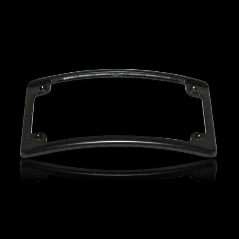 Radius Motorcycle Plate Frames with LED Illumination