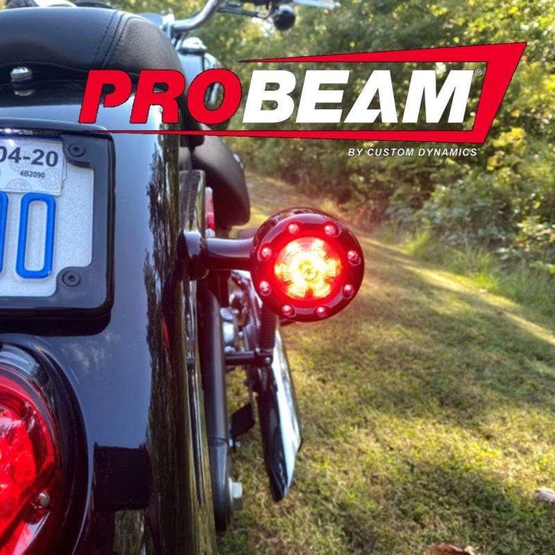 ProBEAM® Bullet Ringz™ 1156 Rear LED Turn Signals