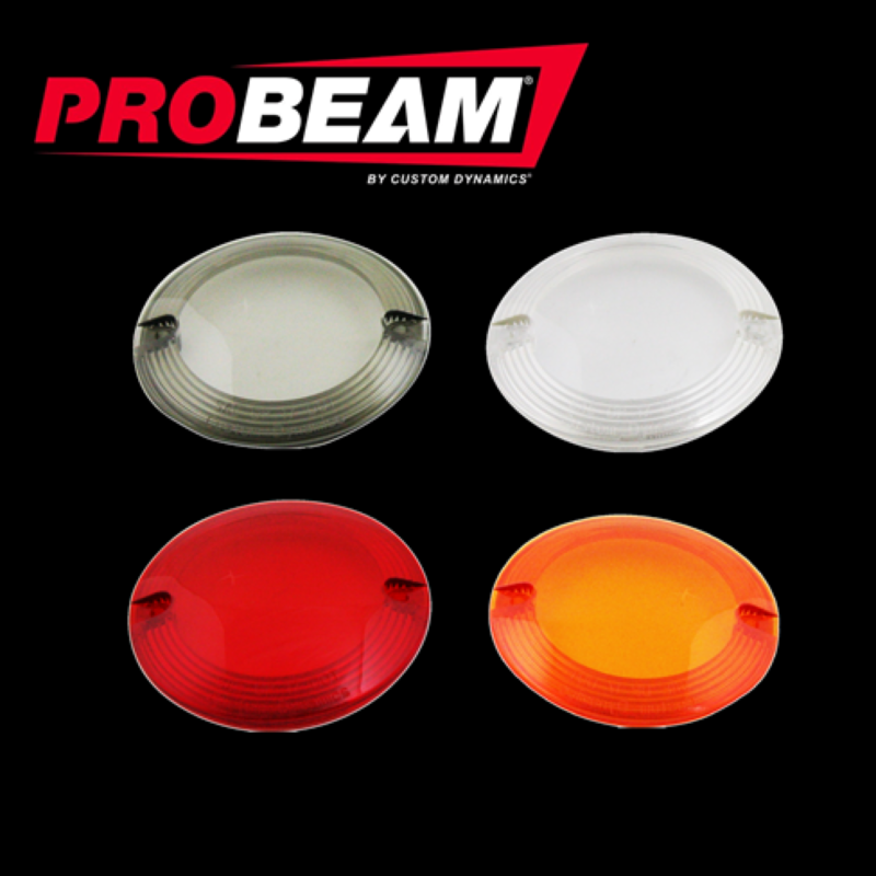 ProBEAM® Flat Turn Signal Lenses
