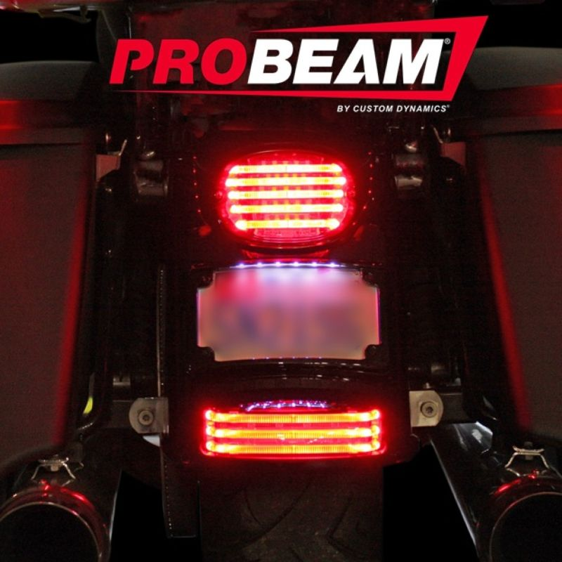 ProBEAM® Rear LED Wrap Around Fender Tip for H-D™ Touring Motorcycles