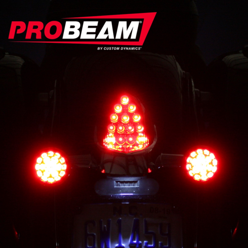 ProBEAM® Red LED Turn Signal for Indian® Motorcycles