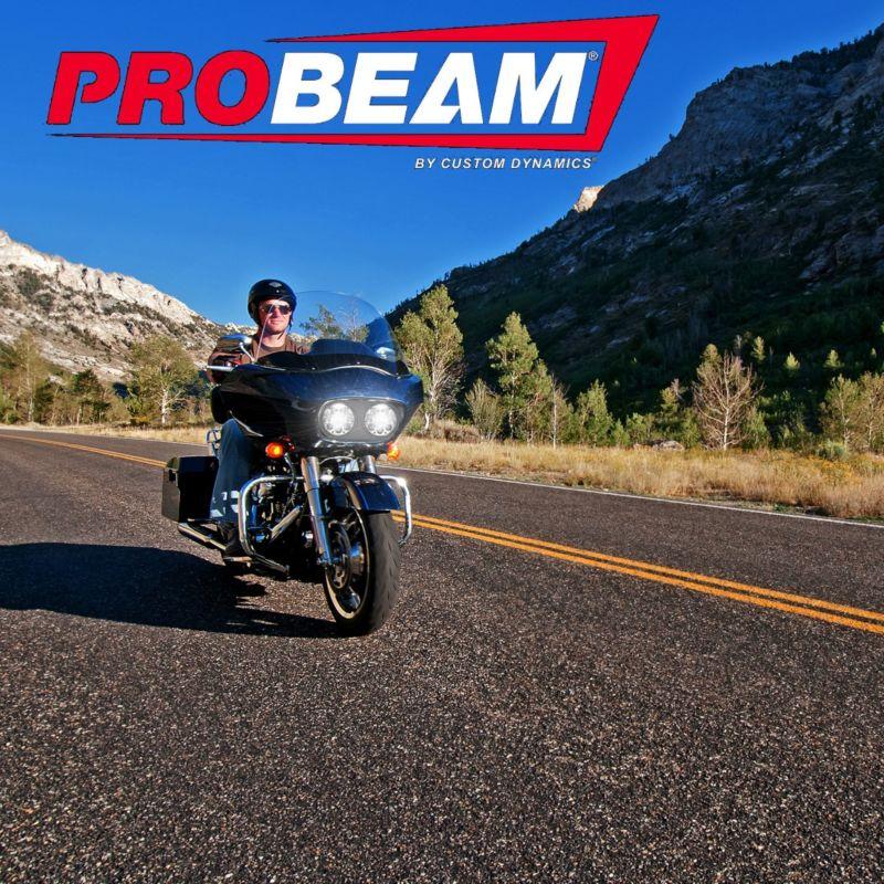 ProBEAM® Adaptive 2 LED Headlamp for 2013-Earlier Road Glide®