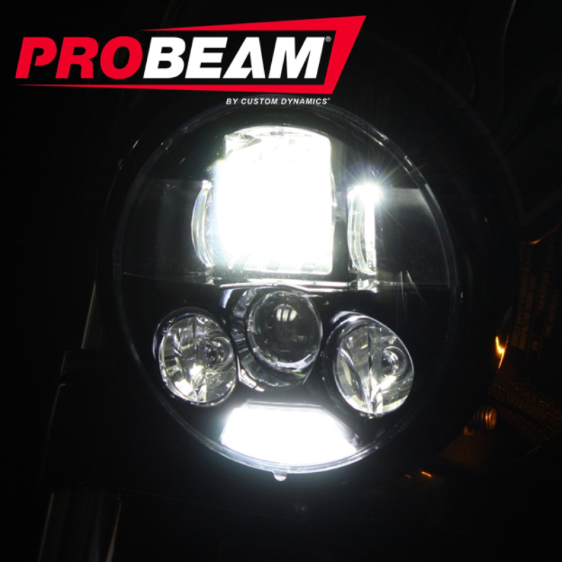 5.75 inch ProBEAM® LED Headlamp for 2015-2021 Indian® Scout