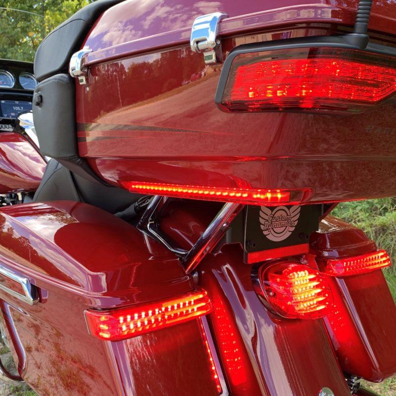 ProBEAM® Run, Brake, & Turn LED Tour Pak Arms for 2006-2013 Harley-Davidson® Models