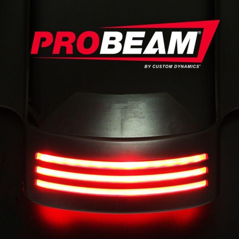 ProBEAM® Dual Intensity LED TriBAR for Harley-Davidson® 2006-2009 Street Glide®