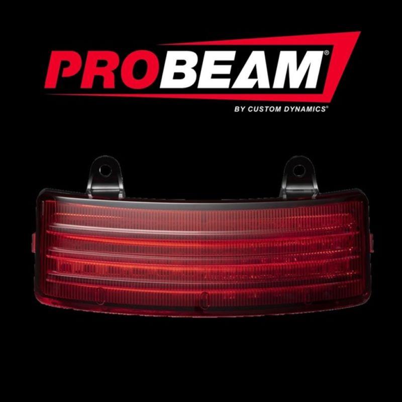ProBEAM® Canadian (CNA) Dual Intensity LED TriBAR for 2010-2021 Harley-Davidson®