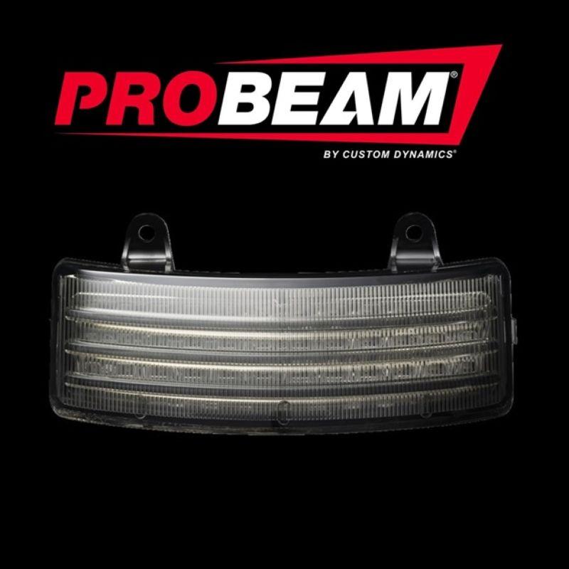 ProBEAM® International (HDI) Dual Intensity LED TriBAR for 2010-2021 Harley-Davidson®