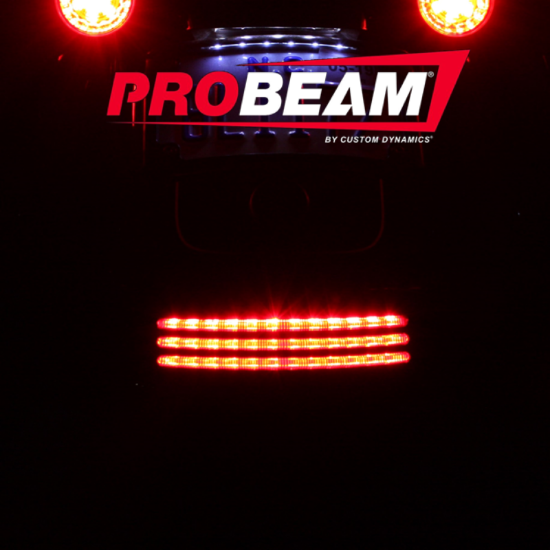 ProBEAM® Dual Intensity LED TriBAR for 2014-2021 Street Glide Road Glide & Road King Special
