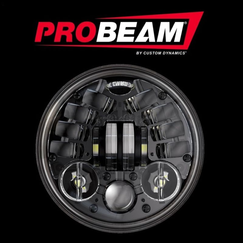"ProBEAM® Adaptive 2 5.75"" LED Headlamp for Harley-Davidson® Motorcycles"