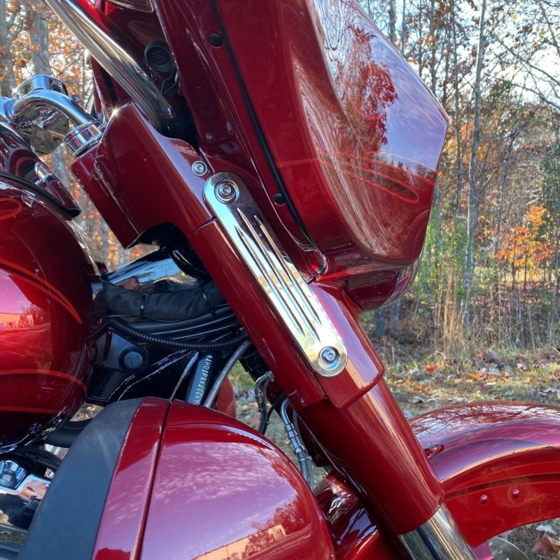ProBEAM® Dynamic Strips™ Front Turn Signals for Harley-Davidson® Road King®