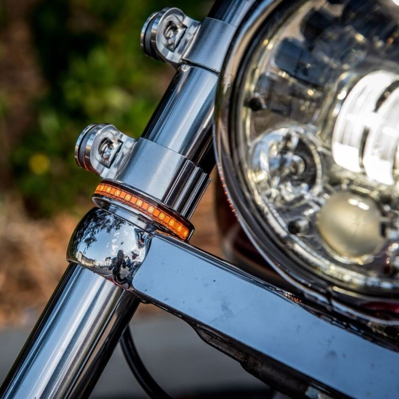 Amber LED Fork Wrap-Arounds™