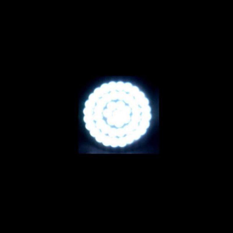 "GENESIS® WHITE UNIVERSAL LED CLUSTERS - 2.0"" DIAMETER"