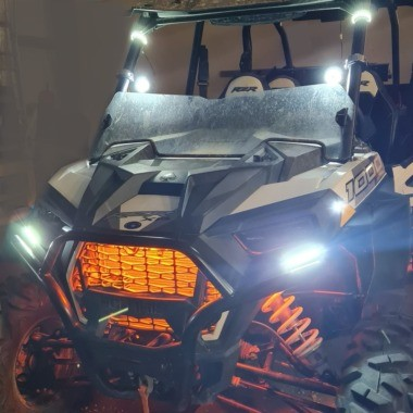 UTV/ATV LED Spot Lights & DRLs