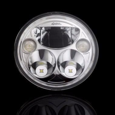 TruBEAM® Motorcycle LED Headlamps & Passing Lamps