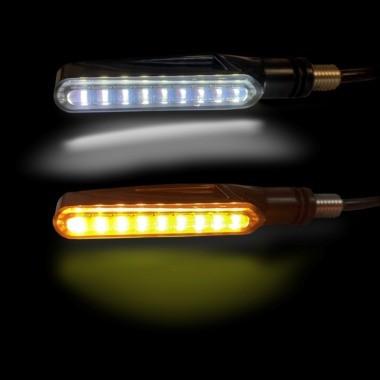 Universal LED Mini Motorcycle Turn Signals
